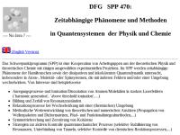 Fachbereich Physik der Universität Kaiserslautern