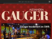 Gauger, Alexandra