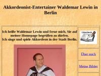 Lewin, Waldemar