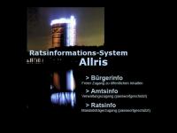 Ratsinformationssystem Oberhausen