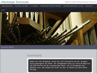 Altenberger Dommusik