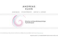 Mag. Andreas Kuhn