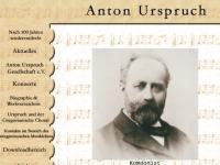 Urspruch, Anton (1850-1907)