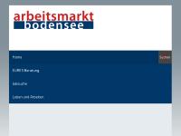 EURES Bodensee - European Employment Services, Europäische Arbeitsmarktverwaltungen