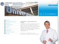 Universität zu Köln - Institut und Poliklinik für Arbeits-, Umweltmedizin und Präventionsforschung