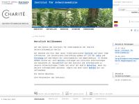 Charité Universitätsmedizin Berlin - Institut für Arbeitsmedizin
