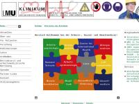 Arbeitsmedizinischer Dienst (AMD) der Universität München