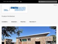 Fakultät für Architektur an der RWTH Aachen