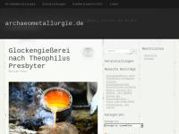 Prähistorische Buntmetallverarbeitung