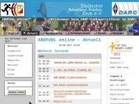 Referat ARDF-Funksport im Deutschen Amateur-Radio-Club e.V.