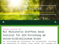 Klocke, Arndt (MdL)