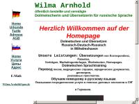 Wilma Arnhold