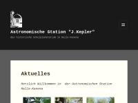 Astronomische Station Halle-Kanena