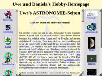 Astronomie [Dillschneider, Uwe & Daniela]