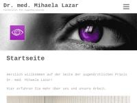Lazar, Dr. med. Mihaela