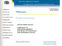 Kulka, Dr. Andreas und Vernaleken, Dr. Bernhild