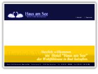 Hotel-Café-Restaurant Haus am See