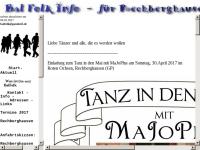 Bal Folk Info