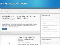 Basketball-Göttingen