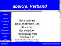 Verband arbeits- und. berufsbedingt Erkrankter e.V.