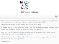 Kinderbetreuung Trier