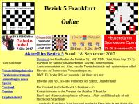 Frankfurter Stadtmeisterschaft