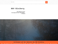 Bergmännischer Gesangsverein Bleiberg-Kreuth