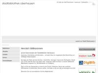 Stadtbibliothek Oberhausen