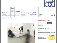 Reinhard Gunsch: Geistig Behinderte lernen einen Beruf