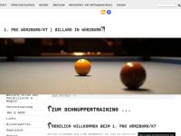 1. Pool Billard Club Würzburg/KT