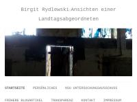Rydlewski, Birgit (MdL)