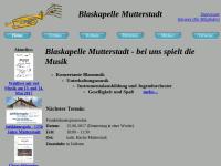 Blaskapelle Mutterstadt