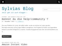 Sylvias Blog