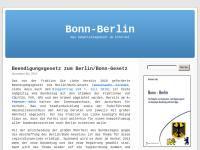 Bonn-Berlin