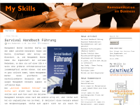 My Skills - Kommunikation im Business