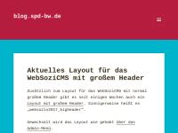 SPD-Blog Baden-Württemberg