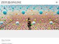 Google Blog der Zeit (ausgelaufen)