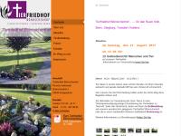 Tierfriedhof Bönnschenhof