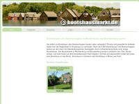 Bootshausmarkt