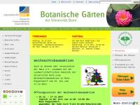 Bonn University Botanical Gardens