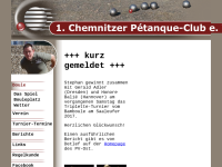 1. Chemnitzer Pétanque-Club e.V.