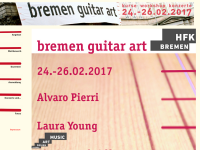 bremen guitar art
