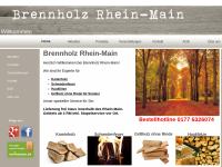 Brennholz Rhein Main