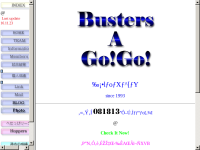Busters A Go Go