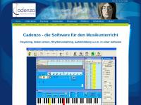 Cadenzo - Software zum Noten lernen