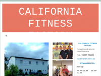 California Fitness Factory