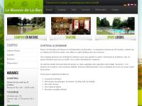 Camping Le Manoir de Làs-Bas