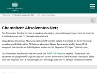 Chemnitzer Absolventen-Netz
