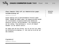 Chaos Computer Club Trier e.V.