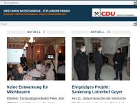 CDU-Kreisverband Erzgebirge
